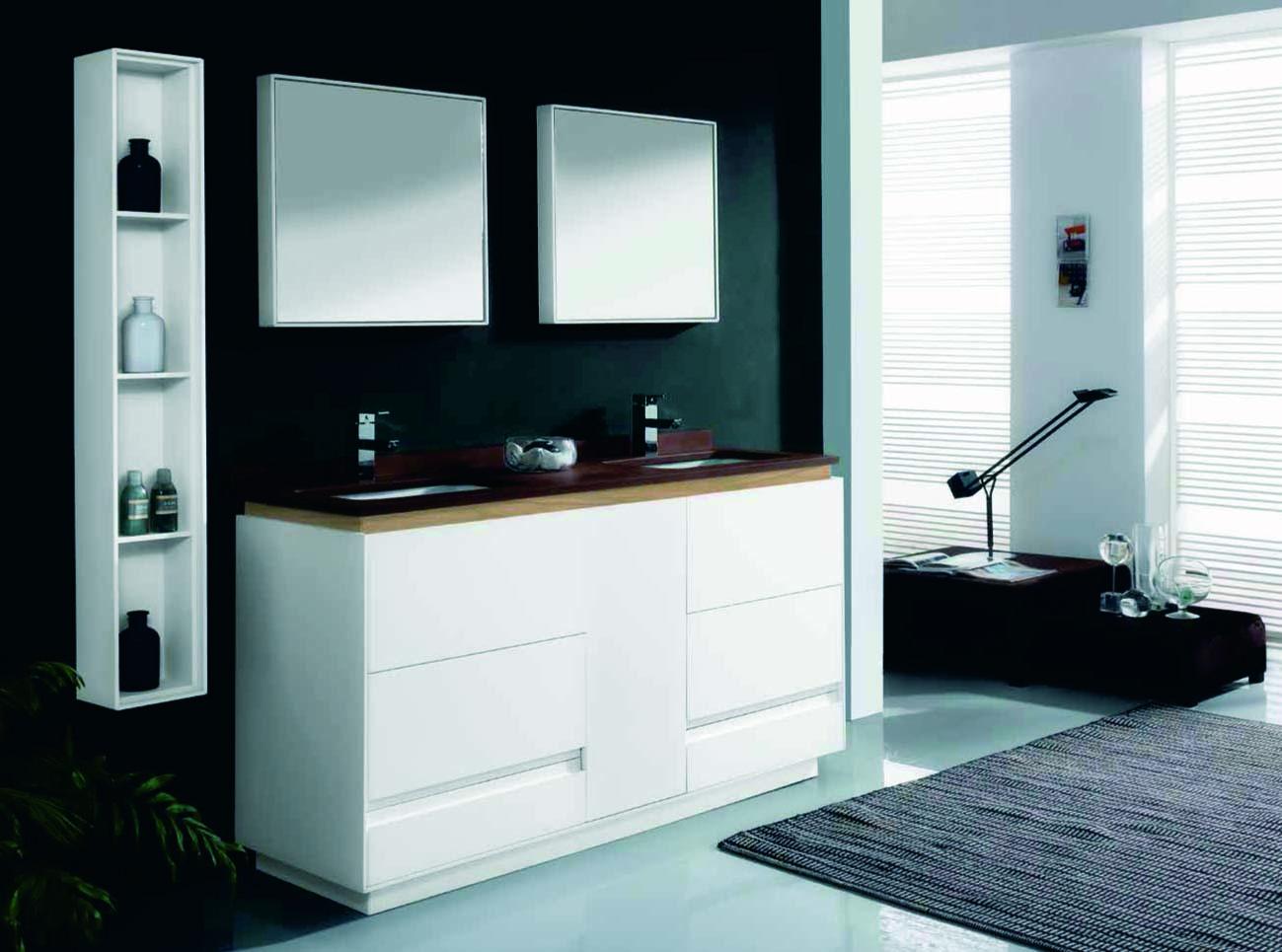 Muebles lavabo en aki for Muebles de bano aki